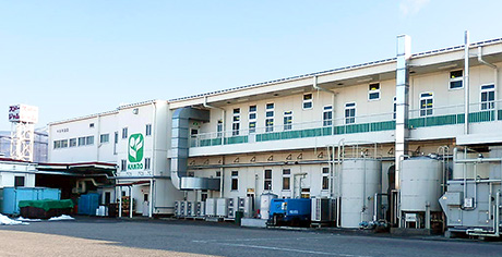 Matsumoto Plant relocated to a new facility in the Sasaga district of Matsumoto in Nagano Prefecture