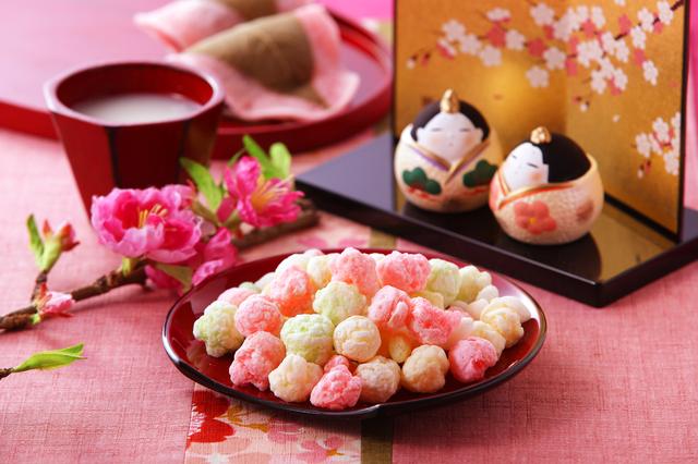 ひなあられの由来。関東と関西で味が違う! カラフルな色にも意味が? | Sweeten the future